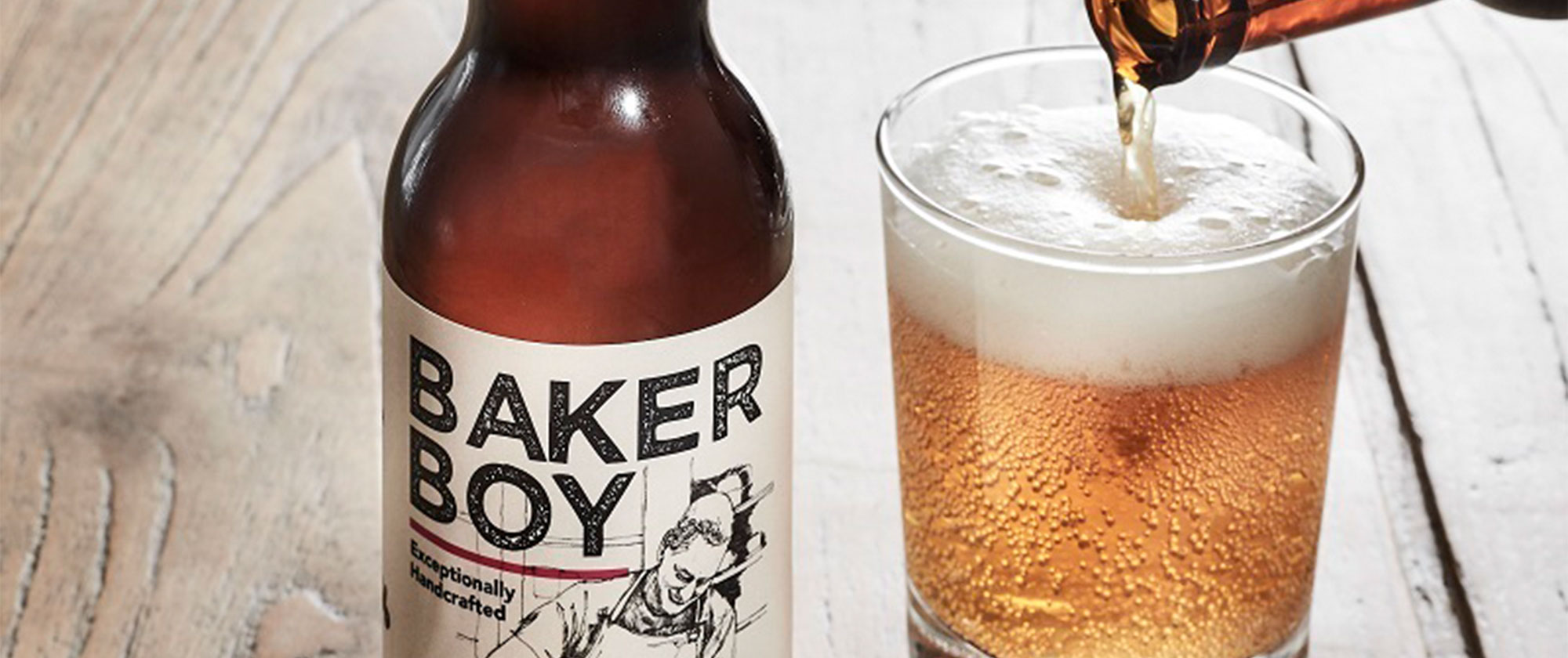 Baker & Cook Launches A Refreshing, One-Of-A-Kind Summer Ale!